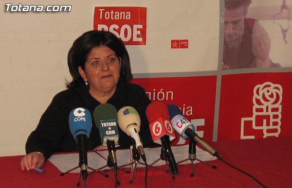EL PSOE EXIGE UN PUESTO DEL O61 PARA TOTANA, Foto 1