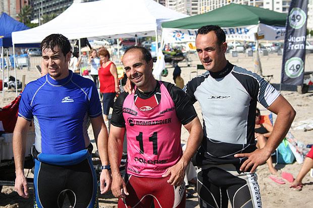 El equipo seleccionado por la FEM para participar en el Campeonato del Mundo de Moton�utica Raid-Offshore contar� con la representaci�n de tres pilotos murcianos., Foto 2