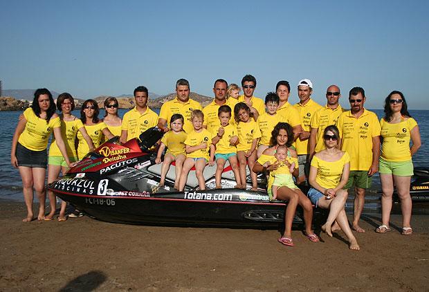 El equipo seleccionado por la FEM para participar en el Campeonato del Mundo de Moton�utica Raid-Offshore contar� con la representaci�n de tres pilotos murcianos., Foto 3