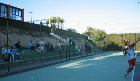 EL CLUB TENIS TOTANA ORGANIZA EL CAMPEONATO REGIONAL CADETE DE TENIS, Foto 1