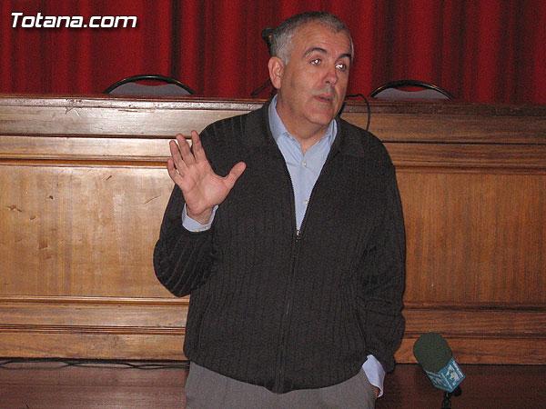 EL PSOE SE REUNE CON VECINOS PARA EXPLICAR SUS PROPUESTAS Y EL PLAN GENERAL DE ORDENACI�N URBANA, Foto 1