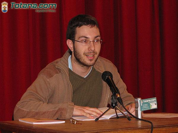 David d´Loruiz inaugua hoy martes su primera muestra individual en Murcia bajo el título de Principios de Enajenación, Foto 1