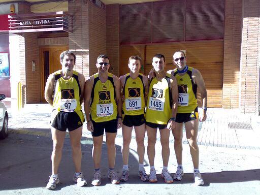 Los miembros del Club Atletismo Totana-Óptica Santa Eulalia han estado muy activos durante las dos últimas semanas, Foto 1