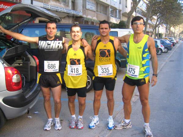 Los miembros del Club Atletismo Totana-Óptica Santa Eulalia han estado muy activos durante las dos últimas semanas, Foto 2
