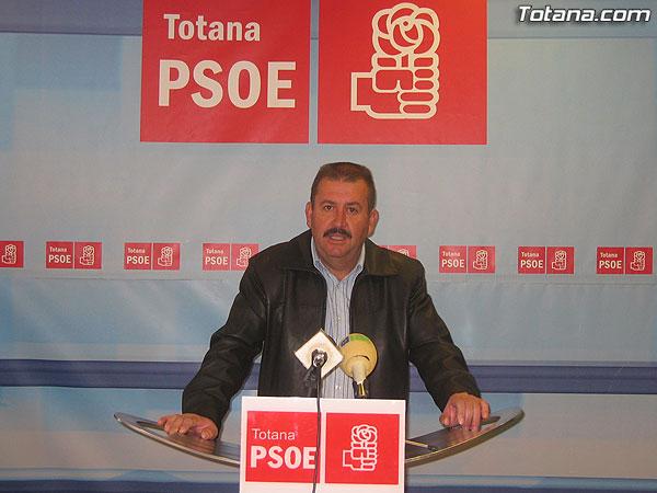 """EL PSOE DE TOTANA ASEGURA QUE """"ESPAÑA CRECE Y SE MODERNIZA CON EL GOBIERNO DE ZAPATERO"""", Foto 1"""