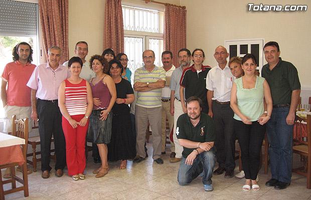 PARTIDO SOCIALISTA Y MEDIOS DE COMUNICACIÓN COMPARTEN UNA COMIDA TRAS LAS RECIENTES ELECCIONES, Foto 1