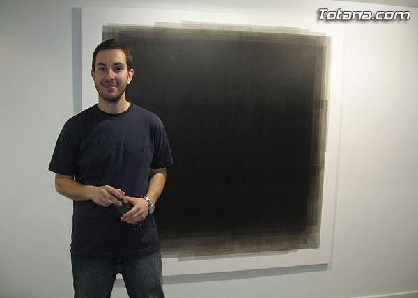 David d´Loruiz inauguó su primera muestra individual en Murcia bajo el título de Principios de Enajenación, Foto 6