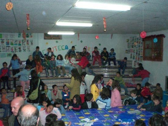 SE PONE EN MARCHA LA NUEVA EDUTECA DE LA PEDAN�A DE EL PARET�N-CANTAREROS, Foto 2
