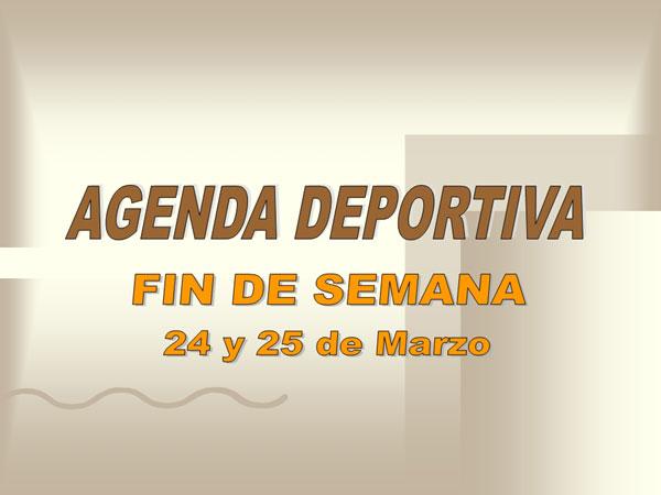 AGENDA DEPORTIVA (23/03/2007), Foto 1