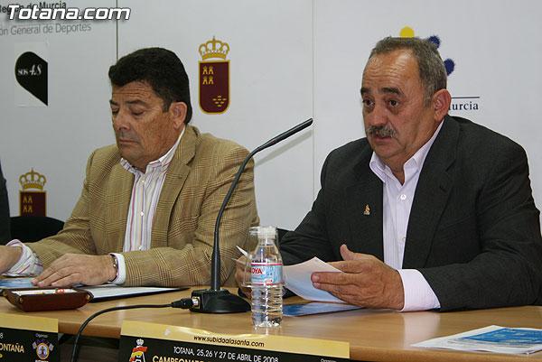 Setenta pilotos disputarán la XXIII Subida a La Santa de Totana, que este año amplía su recorrido, Foto 5