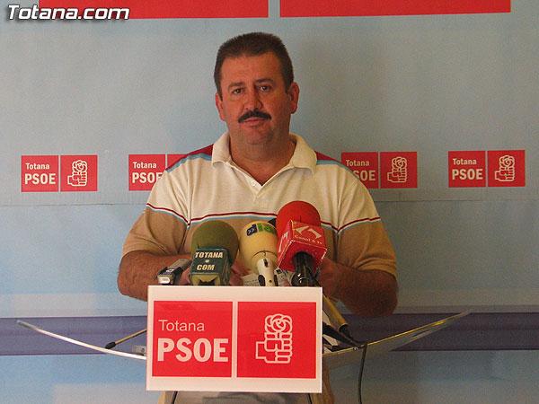 EL PSOE PROPONE UNA AYUDA DE 500 EUROS POR CADA NUEVO NACIMIENTO O ADOPCIÓN EN TOTANA, Foto 1