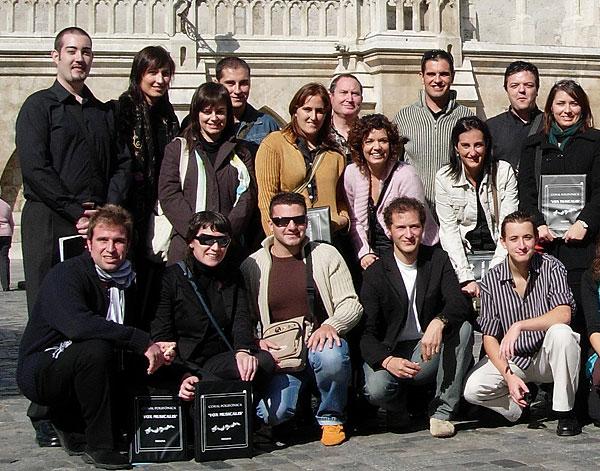 «VOX MUSICALIS», TERCER PREMIO NACIONAL EN BURGOS, Foto 3