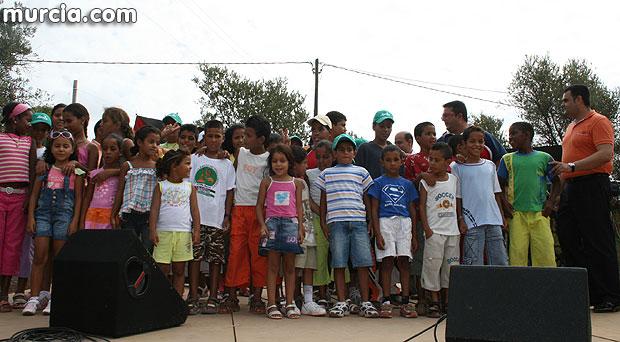 I Jornada de Familiar con los niños del Sáhara, Foto 1