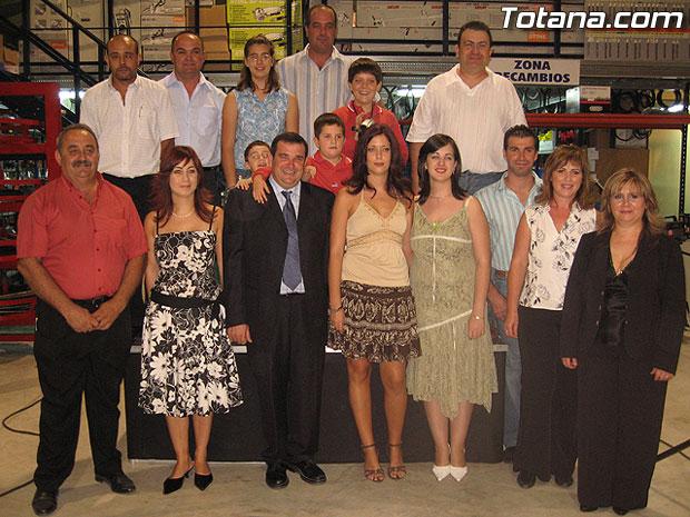 INAUGURACI�N DE LAS NUEVAS INSTALACIONES DE IBARRA TOTANA - SERALTO, Foto 1