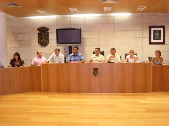 EL PLENO DEL AYUNTAMIENTO DEBATIRÁ MAÑANA ASUNTOS COMO LA CESIÓN DE TERRENOS PARA LA CONSTRUCCIÓN DE UN CENTRO ESCOLAR Y LA ADOPCIÓN DE MEDIDAS PARA PREVENIR LOS PROBLEMAS DE INUNDACIONES EN LOS BARRIOS BAJOS DEL MUNICIPIO, ENTRE OTRAS COSAS, Foto 1