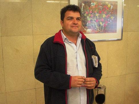 PEDRO MART�NEZ G�MEZ, NUEVO MIEMBRO DEL CONSEJO POL�TICO FEDERAL DE IZQUIERDA UNIDA, Foto 1