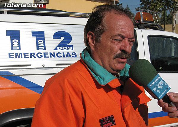 SIMULACRO DE EVACUACI�N DE INCENDIO EN EL COLEGIO SANTIAGO DE TOTANA, Foto 6