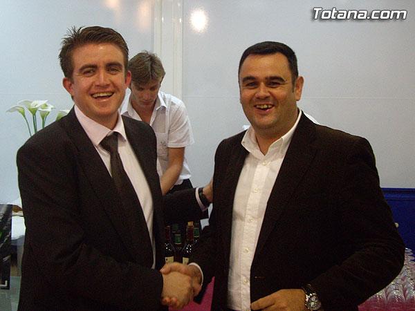 SCALA inaugur� sus nuevas instalaciones en Totana, Foto 1