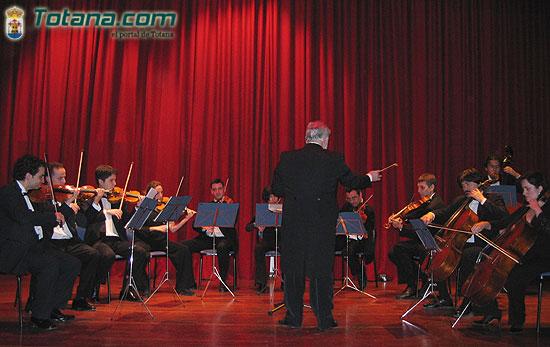 """Concierto de Navidad """"La música escrita para la Navidad"""" a cargo de la Orquesta de Cámara de Cartagena , Foto 1"""