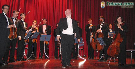 """Concierto de Navidad """"La música escrita para la Navidad"""" a cargo de la Orquesta de Cámara de Cartagena , Foto 4"""