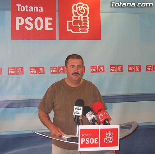 EL PSOE PRESENTÓ SUS PROPUESTAS EN MATERIA DE AGRICULTURA, Foto 1