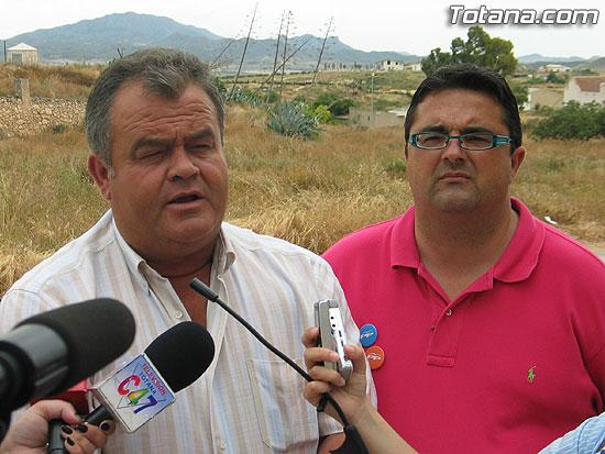 EL PP OFRECIÓ UNA RUEDA DE PRENSA PARA INFORMAR DE LOS PUNTOS MÁS IMPORTANTES DE SU PROGRAMA ELECTORAL EN MATERIA DE AGRICULTURA, GANADERÍA, AGUA Y DESARROLLO RURAL, Foto 4