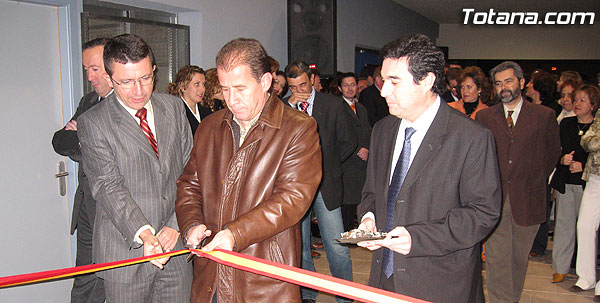 SE INAUGURA EL NUEVO EDIFICIO DE SECUNDARIA DEL COLEGIO REINA SOF�A, Foto 5