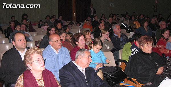 COMIENZAN LAS ACTIVIDADES CONMEMORATIVAS DEL XXV ANIVERSARIO DE LA AGRUPACI�N MUSICAL DE TOTANA , Foto 5