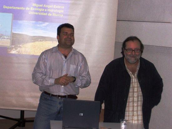 El profesor Miguel Ángel Esteve alerta de las consecuencias ambientales ante el crecimiento de la población en la Región, Foto 1