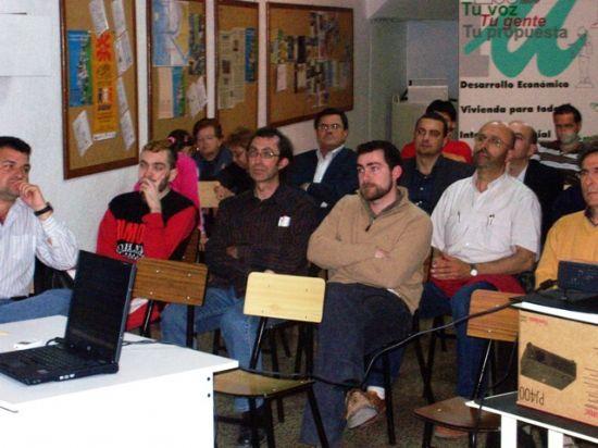 El profesor Miguel Ángel Esteve alerta de las consecuencias ambientales ante el crecimiento de la población en la Región, Foto 2