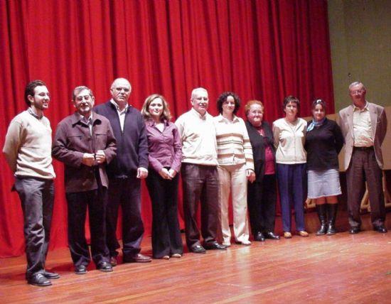 La Concejal de Cultura hace p�blico el fallo del certamen literario La C�rcel en el recital de poes�a de Caja de Semillas, Foto 1