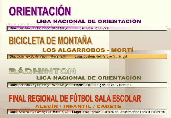 AGENDA DEPORTIVA (26/05/2006), Foto 4