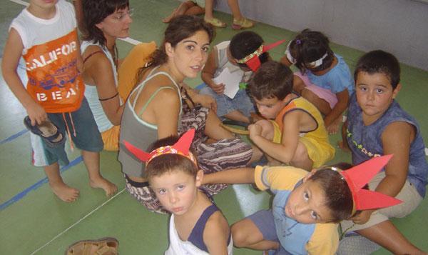 MÁS 170 NIÑOS PARTICIPAN EN LAS ESCUELAS DE VERANO, EN LOS COLEGIOS TIERNO GALVÁN, SANTIAGO Y REINA SOFÍA, Foto 6