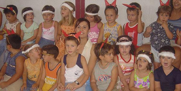 MÁS 170 NIÑOS PARTICIPAN EN LAS ESCUELAS DE VERANO, EN LOS COLEGIOS TIERNO GALVÁN, SANTIAGO Y REINA SOFÍA, Foto 7