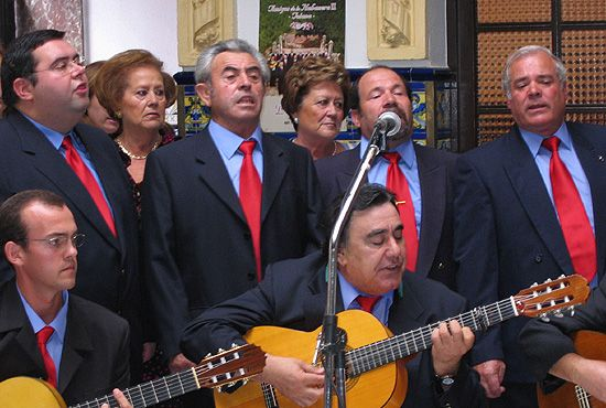 El grupo Amigos de la habanera present� su segundo disco, Foto 3