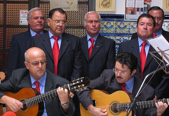 El grupo Amigos de la habanera present� su segundo disco, Foto 4