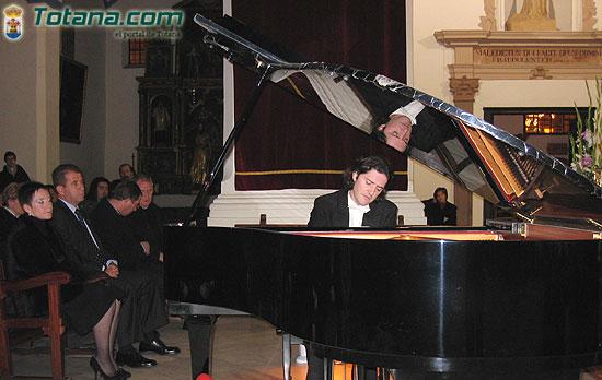 Concierto de Navidad, por el pianista totanero Juan Miguel Murani, Foto 1