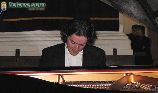 Concierto de Navidad, por el pianista totanero Juan Miguel Murani, Foto 2