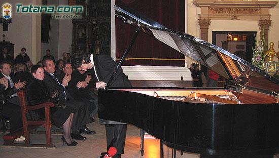 Concierto de Navidad, por el pianista totanero Juan Miguel Murani, Foto 3