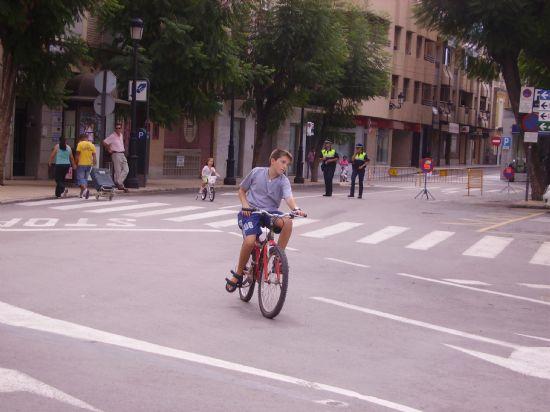 TOTANA ESTAR� CONECTADA POR CARRIL-BICI A OTROS TRES MUNICIPIOS DE LA COMARCA DEL GUADALENT�N, DENTRO DE UN AMBICIOSO PROYECTO ENCARGADO POR LA CONSEJER�A DE OBRAS P�BLICAS, VIVIENDA Y TRANSPORTES (2007), Foto 1