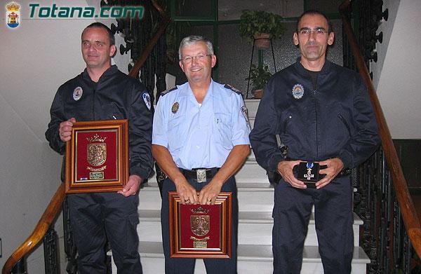 HOMENAJE RECONOCIMIENTO AGENTES POLICÍA LOCAL Y CUERPO DE LA POLICÍA LOCAL , Foto 3