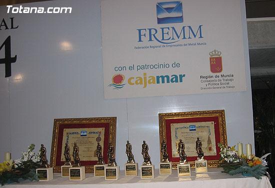 Varios cientos de personas acudieron a la gala de entrega de los premios del metal, Foto 2