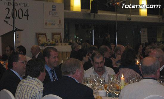 Varios cientos de personas acudieron a la gala de entrega de los premios del metal, Foto 4