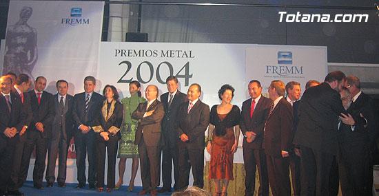 Varios cientos de personas acudieron a la gala de entrega de los premios del metal, Foto 6