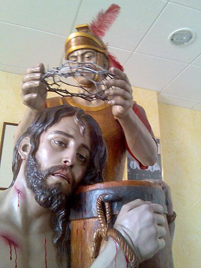 CORONACIÓN DE ESPINAS, CONCIERTO SACRO Y  SEDE DE LA COFRADÍA DE JESÚS RESUCITADO, Foto 1