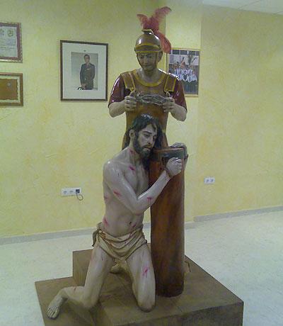 CORONACIÓN DE ESPINAS, CONCIERTO SACRO Y  SEDE DE LA COFRADÍA DE JESÚS RESUCITADO, Foto 2