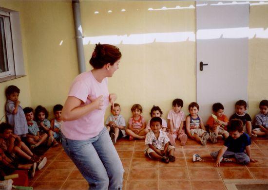 LAS ALUMNAS DEL CURSO DE AUXILIAR DE EDUCACIÓN INFANTIL REALIZAN UNA SALIDA A LA ESCUELA INFANTIL DE LIBRILLA, Foto 3