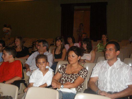 LA ESCUELA MUNICIPAL DE M�SICA CLAUSURA EL CURSO DE SAXOF�N Y CLARINETE CON UNA AUDICI�N FINAL, Foto 3