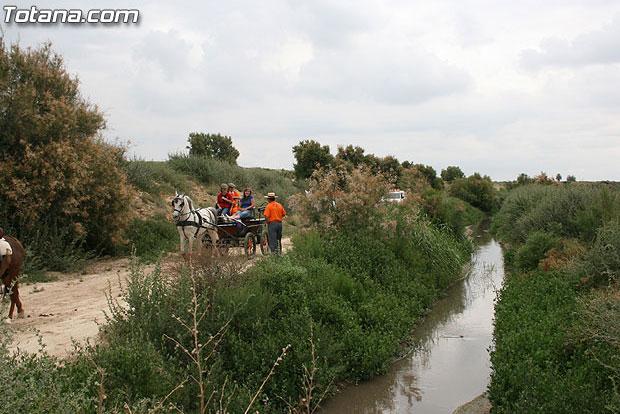 La Confederación Hidrográfica del Segura ha construido un canal de aguas bajas en el río Guadalentín, Foto 1