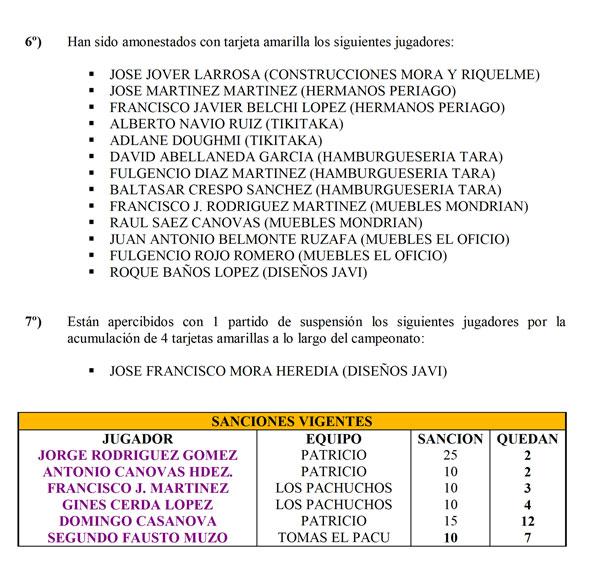 """LIGA FÚTBOL AFICIONADO """"JUEGA LIMPIO"""" 2007-08 (2007) (28/11/2007), Foto 5"""